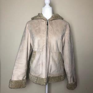 Vintage MUDD Faux Suede Jacket